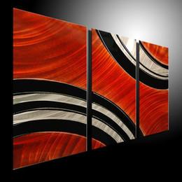 Oil Painting art metal painting wall home Decor blankred artist original art by artist 825p