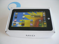 Wholesale 7inch Tablet PC REAL ANDROID MHz Camera Wi Fi ANDROID FLASH E book Christmas newest