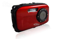 Wholesale Digital Camera waterproof inch LCD display digital camera mega pixels DC B169