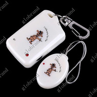 Wholesale 30pcs V104 Keychain Anti Lost Baby Pet Theft Safety Security Alarm