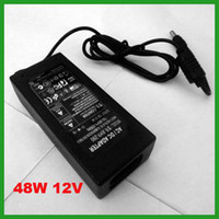 Wholesale 1PIECE V A W Transformer table style AC DC adapter LED power Supply