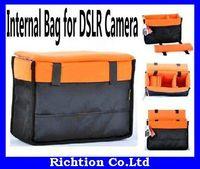 Wholesale digital camera Inner bag for Canon Panasonic Nikon Sony DSLR Camera bag etc