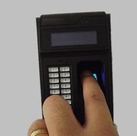 Wholesale Fingerprint Door Access Control Time Attendance Sync Password EM Reader T200 e_shop2008