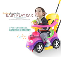 Wholesale baby walker Stroller with music Portable Stroller buggy Lightweight strollers bicycle A
