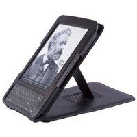 Wholesale Leather Case Cover W Stand for Amazon Kindle WiFi G