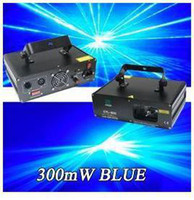 Wholesale Brand New mW single Blue DMX DJ Laser Light for Stage disco bar club