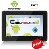 Wholesale 10 quot MID Android Capaci tablet pc mid Support Flash Ethernet youtube USB G flytouch
