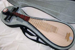 Chinese 4 string musical instrument Pipa
