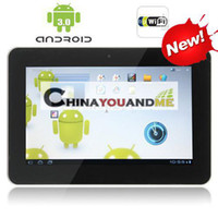 Wholesale 10 inch Tablet pc android MID G Sensor touch screen GHz WIFI USB G
