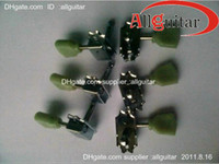 Wholesale 6PCS Guitar Tuning Pegs Jade tuning keys Tuner Machine Heads Guitar parts In Stock
