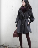 Women Regular Middle_Length 11 NEW Fashion Korea Women's Korean thick wool coat Winter Long Coat Clothes Outerwear #yanhuafu0424