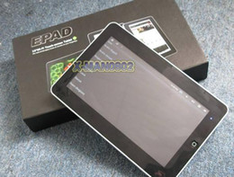 Wholesale Christmas gifts quot ZT ePad Google Android GHz MB G Tablet PC GPS Bluetooth HD camera