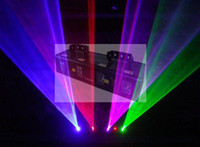 beam manual - 750mw Professional Stage laser Lighting Heads Lens colors RGPB DJ Laser Light Show Beam sound active DMX Manual