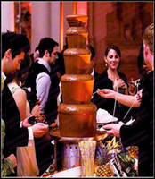Wholesale 31 Flash Price Tier Large Commercial Chocolate Fountain Event Money Maker cm