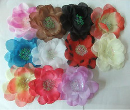 Wholesale Hairpin U S Gerber inches hair bow hair clips flower girl child s equipment IVBNUYE