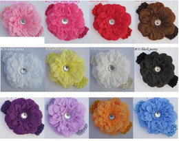 Wholesale Hairpin U S Gerber inches hair bow hair clips flower girl child s equipment fasdewr