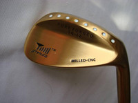 Wholesale golf clubs wedge Grenda D8 wedges Gold color model