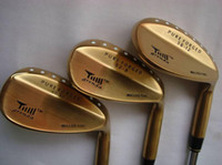 Wholesale China No brand golf wedge Grenda D8 wedges gold color