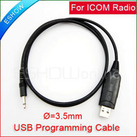 Wholesale USB Programming Cable for ICOM Radio CI V CT17 IC R10 J0031A