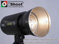 Wholesale iShoot STROBE Professional Flash Light Monolight Photography Light Lighting GN LCD W