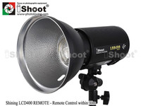 Wholesale iShoot REMOTE gt M Studio Flash Light Monolight Photography Light Lighting GN LCD W