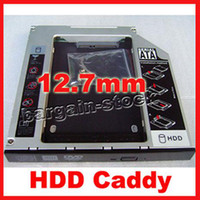 Wholesale 2nd Hard Drive Caddy Adapter for HP Pavilion DV4 DV5 DV6 DV7