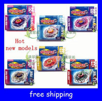Wholesale hot new beyblade d metal fusion masters online wiki Christmas gifts toys