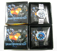 Wholesale New Transformers Wristwatches Watch Free boxes