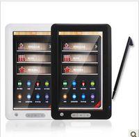 Wholesale 7 inch X480 GB mAh touch screen e book reader