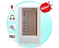 Wholesale Mebook Inch High Resolution eBook Reader Super Media Player E Boook GB
