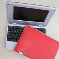 Wholesale UMPC Wifi CPU VT8505 Win CE Inch Mini Netbook Laptop Pocket PC Computer Colors