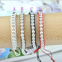Wholesale Charm Sweetie Friendship Bracelets Hand made CCB beads Jewelry Bracelet BR