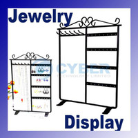 Wholesale Jewelry Display Holes Earring Jewelry Display Rack Stand Holder Tree