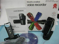 Wholesale discount new Mini DV voice recorder Pocket Video Camera DVR Camcorder the world s smallest