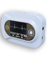 al por mayor electrónica externa-Estetoscopio electrónico visual con el monitor del ECG Función del oxímetro del pulso + problema externo libre de SpO2