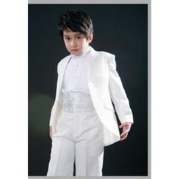 Wholesale 2013 Babyonline New Breasted Button Woolen Boy s Attire With Free Necktie And Kerchief