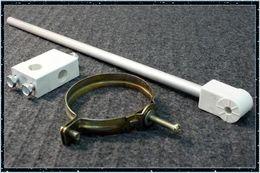 C band LNB Bracket Holder Mount for C-band Satellite FTA LNB Brackets Higt Quality Free Shipping