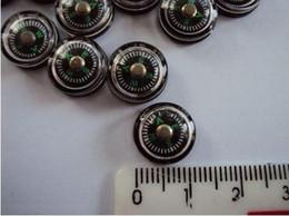 Wholesale mm smallest compass super mini compass button compass