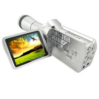 Wholesale With Telescope digital vide Camera DV T x optical Zoom Lens digital camcorder DV DVC PC
