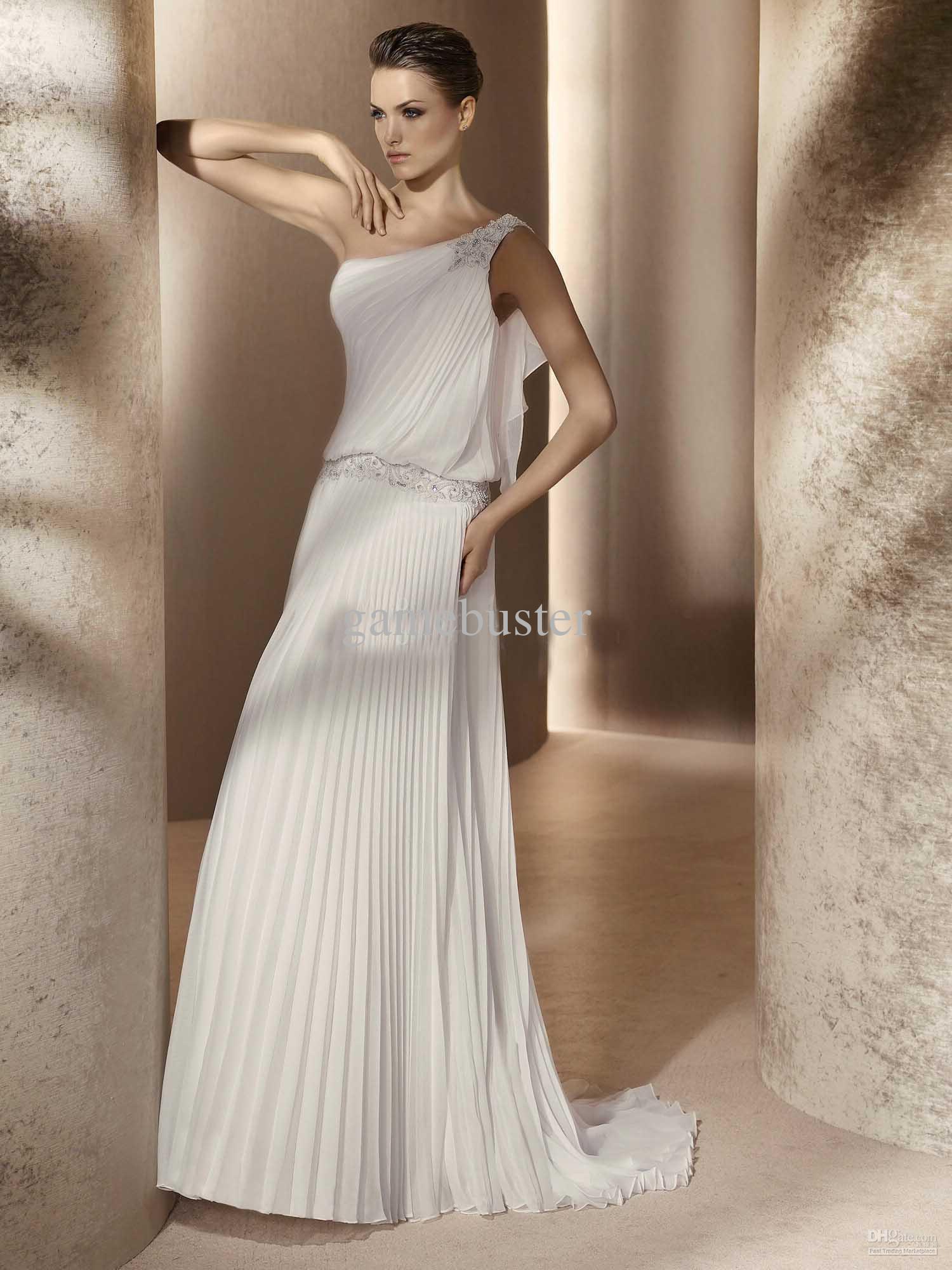 Greek Wedding Dresses Viewing Gallery