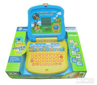 Wholesale Best price Spanish Learning Computer Toy Laptop hot selling