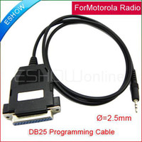 Wholesale Programming Cable for Motorola GP88s GP3688 GP2000 CP040 J0049A