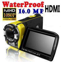 Wholesale Best camcorder HD camorder Waterproof Digital Video Camera Camcorder HDMI quot TFT LCD Display