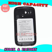 No For HTC 2700mah KAIS160 extended battery has Back Cover for HTC mobile(cell) phone P4550 freeshipping by DHL,2700mAh