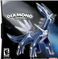 Wholesale Hot Poke Diamond version Game for DSL DSI DSIXL DS Console games pc Christmas