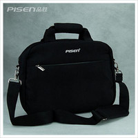 Wholesale New Pisen Mini Shoulder Notebook Computer Bags quot laptop Travel Messenger Cases Fashion