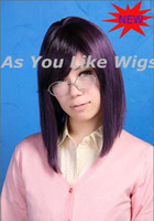 Wholesale New Arrival Tieria Erde Mobile Suit Gundam Cosplay Wig Party Hair Wig J22