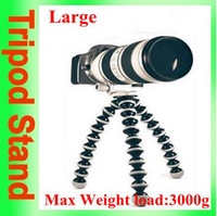 Wholesale Octopus Camera Tripod Size L Mini Stand Flexible Gorillapod SLR ZOOM Camera Tripod