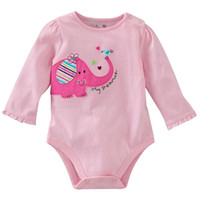 Wholesale Jumping Beans baby rompers onesies girls bodysuits tights tops shortalls tees shirts jumpsuits ZW536