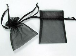 500 Pcs Organza Gift Bag Wedding Favor Party 11x17cm Jewelry bags